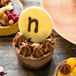 Nutella Cheesecake thumbnail