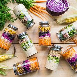 Wasted salad jars thumbnail