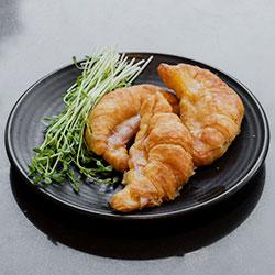 Breakfast croissants - mini thumbnail