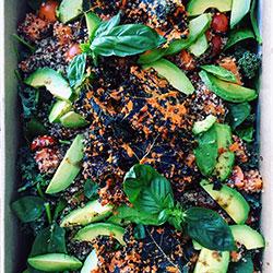 Buddah bowl salad thumbnail