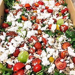 Simple summer salad thumbnail
