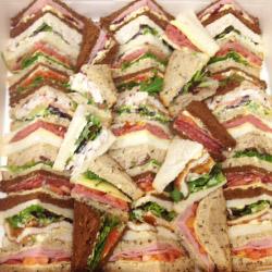 Classic sandwiches platter thumbnail