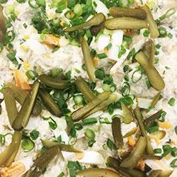 German potato salad thumbnail