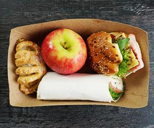 Gourmet lunch box thumbnail