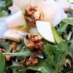 Rocket and pear salad thumbnail
