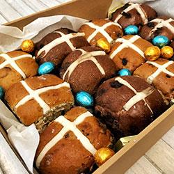 Hot cross bun box thumbnail