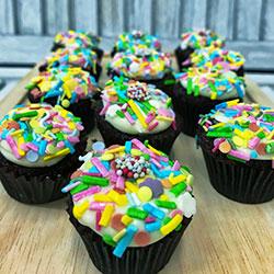 Easter cupcakes - mini thumbnail