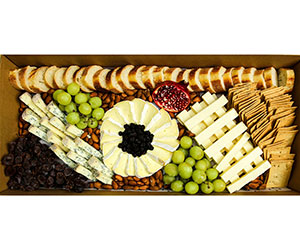 International and Australian cheese platter thumbnail