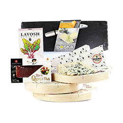Cheese, slate and knife gift box thumbnail