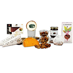 Christmas cheesemongers choice pack gift box thumbnail