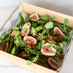 Fig and prosciutto salad thumbnail