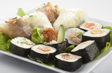 Assorted Sushi Platter thumbnail