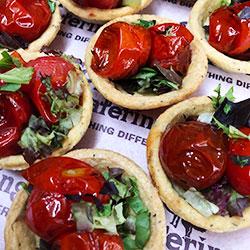 Tomato and fetta tartlets thumbnail