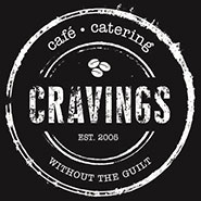 Cravings Catering logo