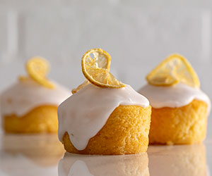 Gin and lemon cake thumbnail