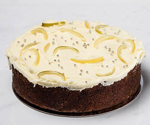 Lemon lime syrup cake thumbnail