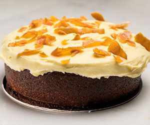 Orange and rosewater cake thumbnail