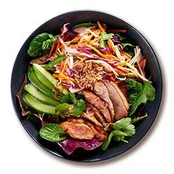 Peking duck salad bowl thumbnail