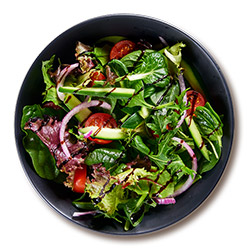 Garden salad bowl thumbnail