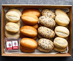 Bread rolls thumbnail