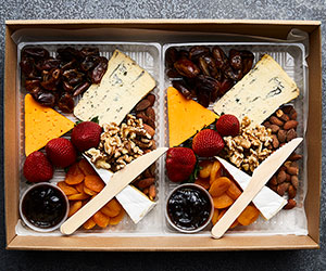 Cheese, fruit and nut thumbnail