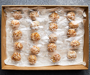 Apricot energy ball thumbnail