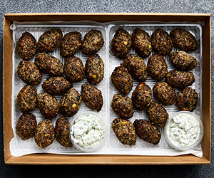 Middle Eastern lamb kofta thumbnail