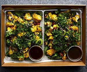 Cauliflower salad thumbnail