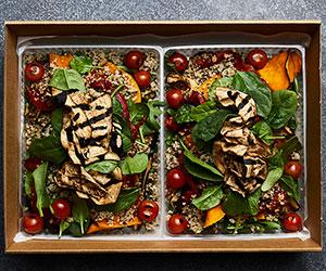 Mediterranean quinoa salad thumbnail