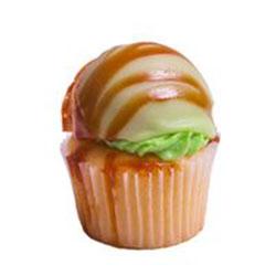 Caramel apple bomb cupcake thumbnail