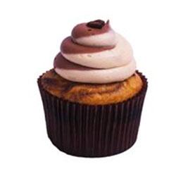 Mochaccino cupcake thumbnail