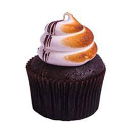 Smores cupcake thumbnail