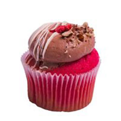 Strawberry Nutella cupcake thumbnail
