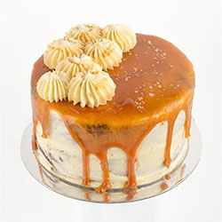Salted caramel - serves 12 to 15 thumbnail