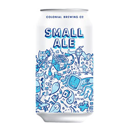 Colonial Brewing Small Ale Can 375ml thumbnail