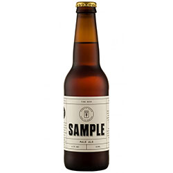 Sample brew pale ale - 330 ml thumbnail
