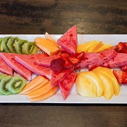 Seasonal fresh fruit platter thumbnail