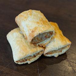 Gourmet sausage roll - mini thumbnail