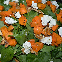 Sweet potato salad thumbnail