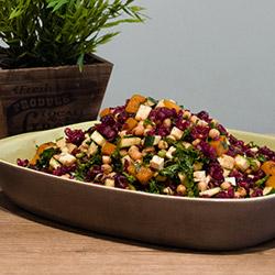 Kale salad thumbnail