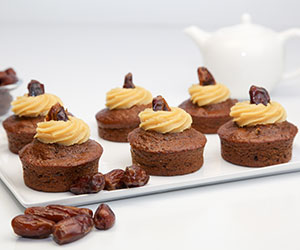 Sticky pudding cake - 3 inches - box of  6 thumbnail
