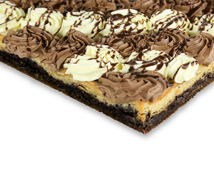 Cookies and cream - slab cake thumbnail