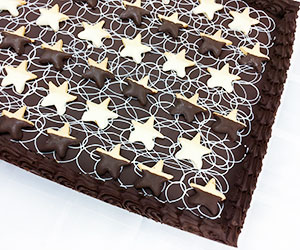 Death by chocolate - slab cake thumbnail