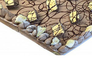 Honeycomb crunch - slab cake thumbnail