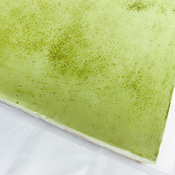 Matcha cheesecake - cold set slab cake thumbnail