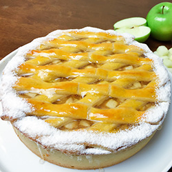 Apple pie tart thumbnail