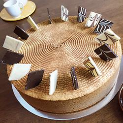 Baileys cheesecake thumbnail