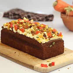 Carrot cake loaf  thumbnail