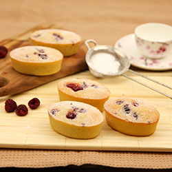 Friands / tea cakes - box of 6 thumbnail