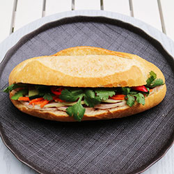 Traditional mixed ham banh mi thumbnail
